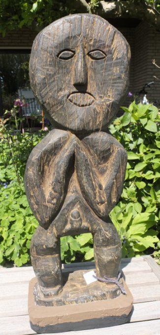 Wooden Sculpture 40,  Front