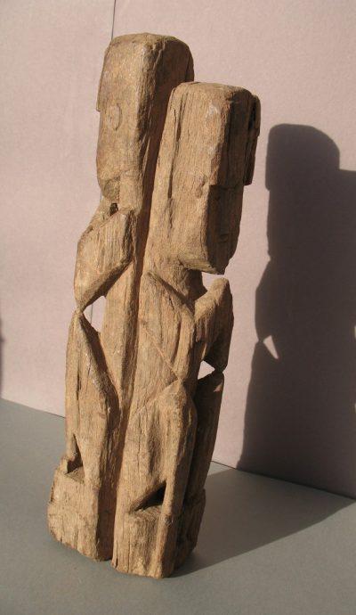 Wooden Sculpture 29, View A