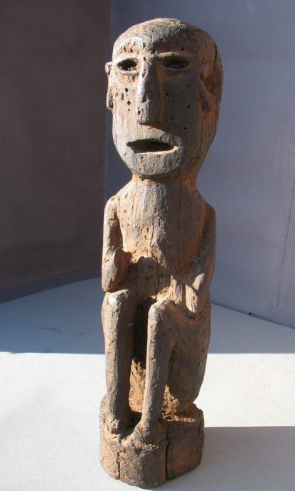 Wooden Sculpture 27, View A