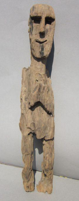 Wooden Sculpture 36, View A