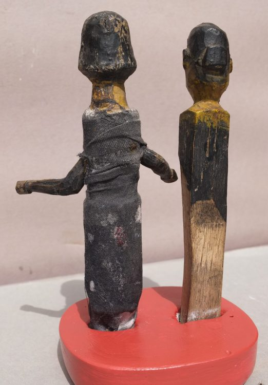 Two Puppets, View B