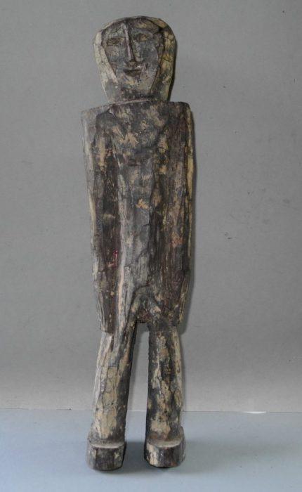 Wooden Sculpture 22, View A